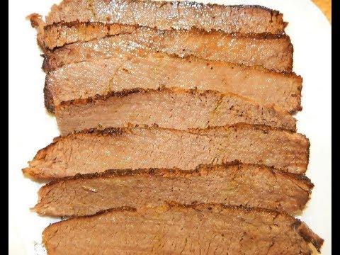 Slow Cooker Beef Brisket Recipe - Crockpot Brisket