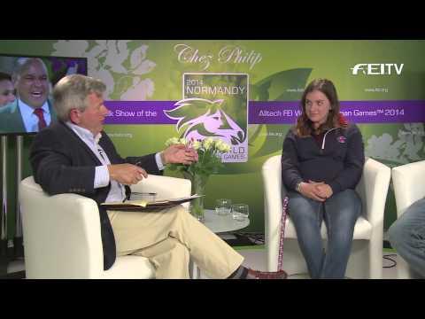 Alltech FEI World Equestrian Games™ 2014 - Chez Philip Episode 2