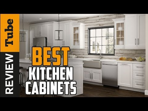 ✅ Kitchen Cabinets: Best Kitchen Cabinets 2021 (Buying Guide)