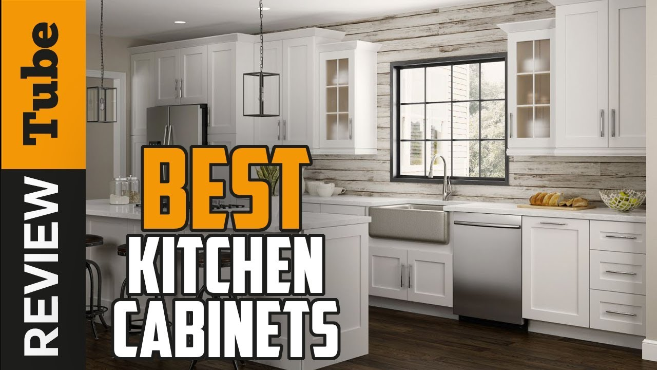 Kitchen Cabinets Best Kitchen Cabinets 2021 Buying Guide Youtube