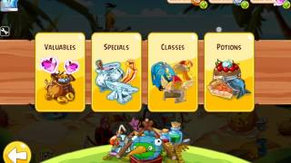 Angry Birds Epic RPG hack  Android