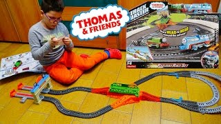 Thomas and Friends Toy Train Set - Leo Toys