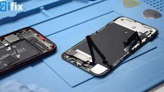 Ремонт iPhone XR | Замена стекла iPhone XR (заводская технология OCA)