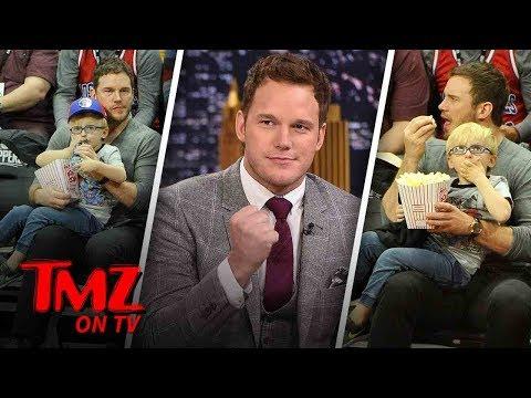 Download Youtube: Chris Pratt vs.Tim Tebow | TMZ TV