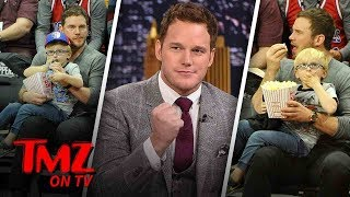 Chris Pratt vs.Tim Tebow | TMZ TV