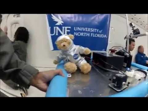Reduced Gravity Education Flight Program - University of North Florida Edition