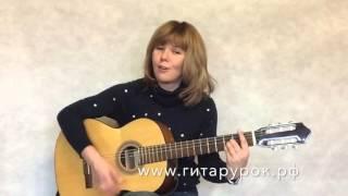 ВСЕ ЗАВИСИТ ОТ НАС САМИХ Елка песня под гитару