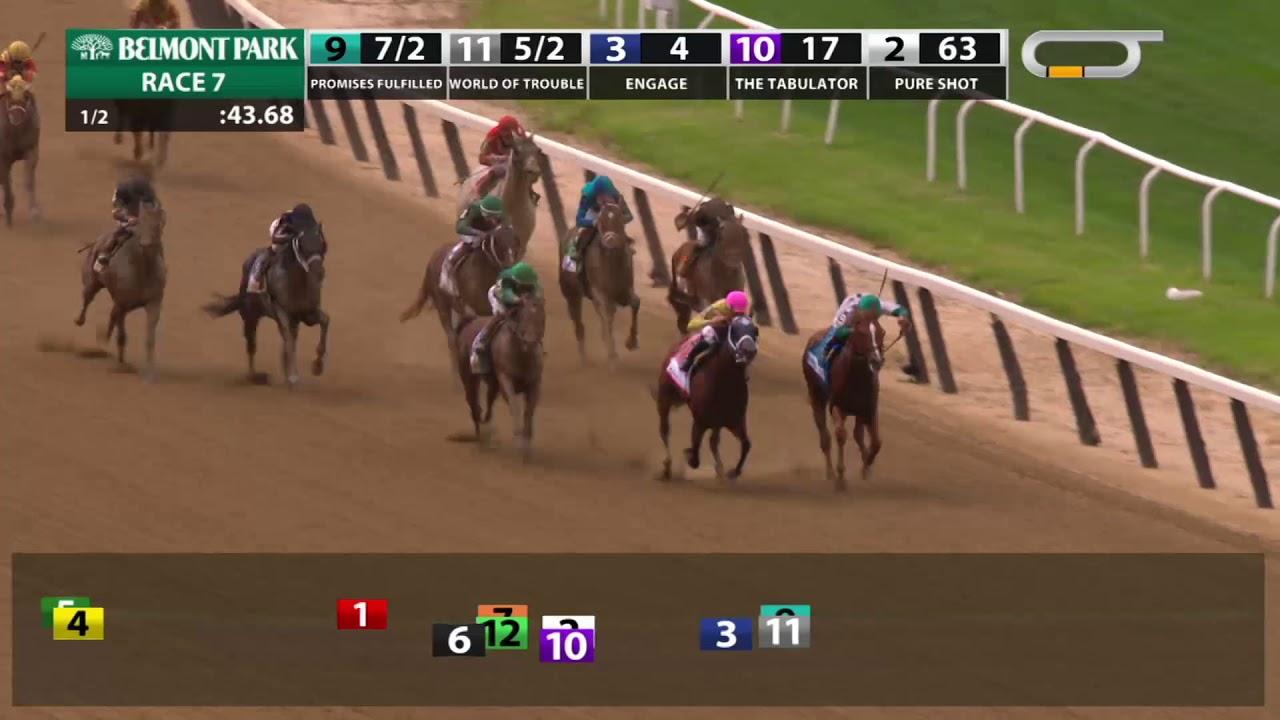 Still Having Fun - 2018 - The Woody Stephens Stakes