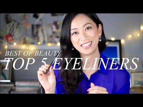 Top 5 Eyeliners | LookMazing, eyeliner