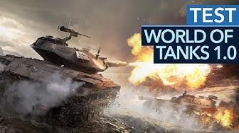 World of Tanks 1.0 im Test / Review - Was taugt das Panzer-Spiel 2018?