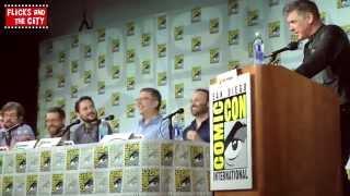 craig ferguson s embarrassing aquaman moment at the big bang theory comic con panel