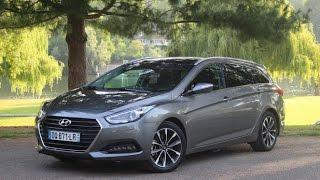 Essai Hyundai i40 SW restyl e смотреть