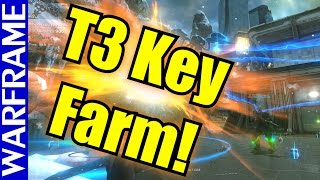 How to Get Tower 3 Keys: Quick Warframe Guide! - Update 17.12 [1080HD]