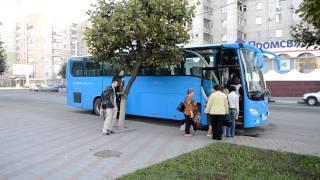 11 Посадка в автобус(, 2013-03-10T21:25:06.000Z)