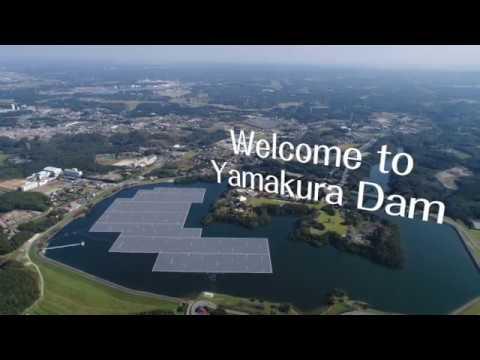Kyocera TCL Solar LLC Floating PV Plant: Yamakura Dam