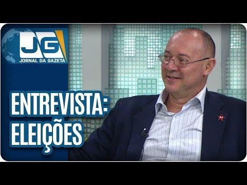 Rodolpho Gamberini entrevista Paulo Fiorilo, pres. do Diretório Municipal/PT-SP, sobre eleições