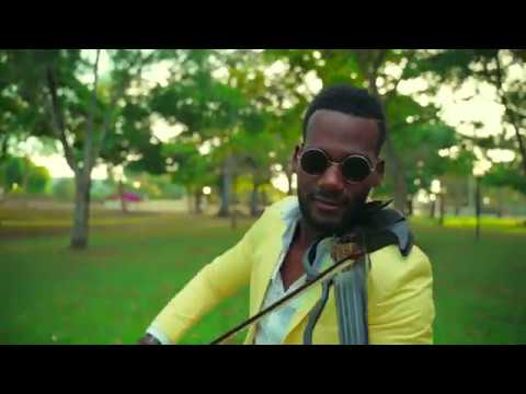 Donadoni x Kes - Savannah Grass (Official Violin Cover Video) [HD]
