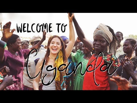 Uganda Vlog | Kampala, Kasese, Adjumani, Kitgum and more
