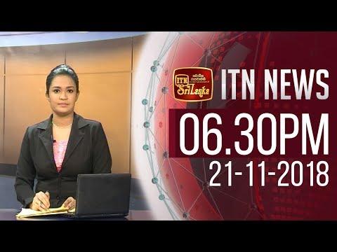 ITN News 2018-11-21   06.30 PM