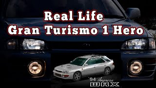 homepage tile video photo for Driving a Real JDM WRX from Gran Turismo 1