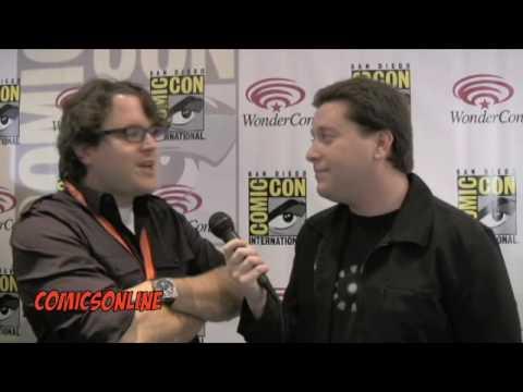 WonderCon 2010: ComicsOnline's  with Chris Fedak of CHUCK