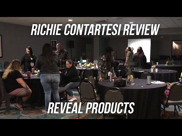 Richie Contartesi Review | Reveal Products