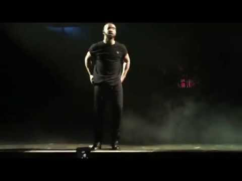 Drake - Know Yourself (First Row Live) Performance HD Toronto Jungle Tour
