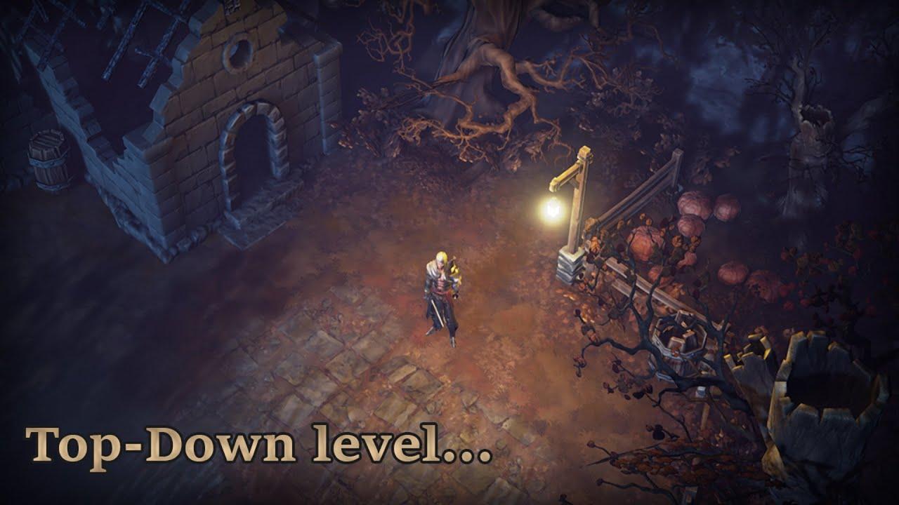 [showcase] top-down level demo
