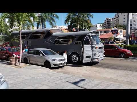 BUS SULTANA  EN LA COSTERA ACAPULCO