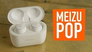 Обзор Meizu Pop. Как AirPods, но для Android?