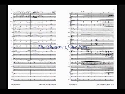 The Lord of the Rings Band Sheet Music - Journey Through Middle-Earth