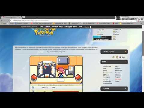 Pokemon Age#3 Novo Pokemon Shiny!!