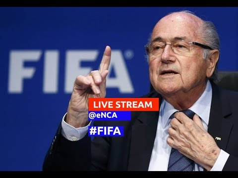 LIVE: Update on FIFA corruption investigation