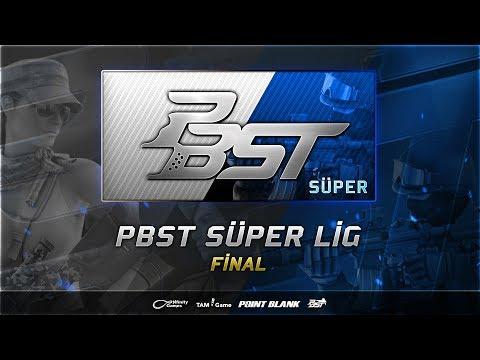 PBST 2017 4. Sezon - Süper Lig Finali - Point Blank