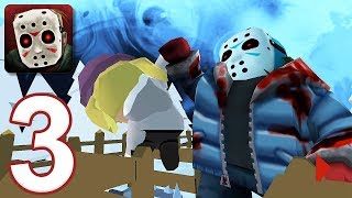 Friday the 13th: Killer Puzzle - Gameplay Walkthrough Part 3 - Winter Kills (iOS, Android)