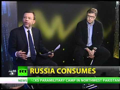 On the Money: Russia Consumes