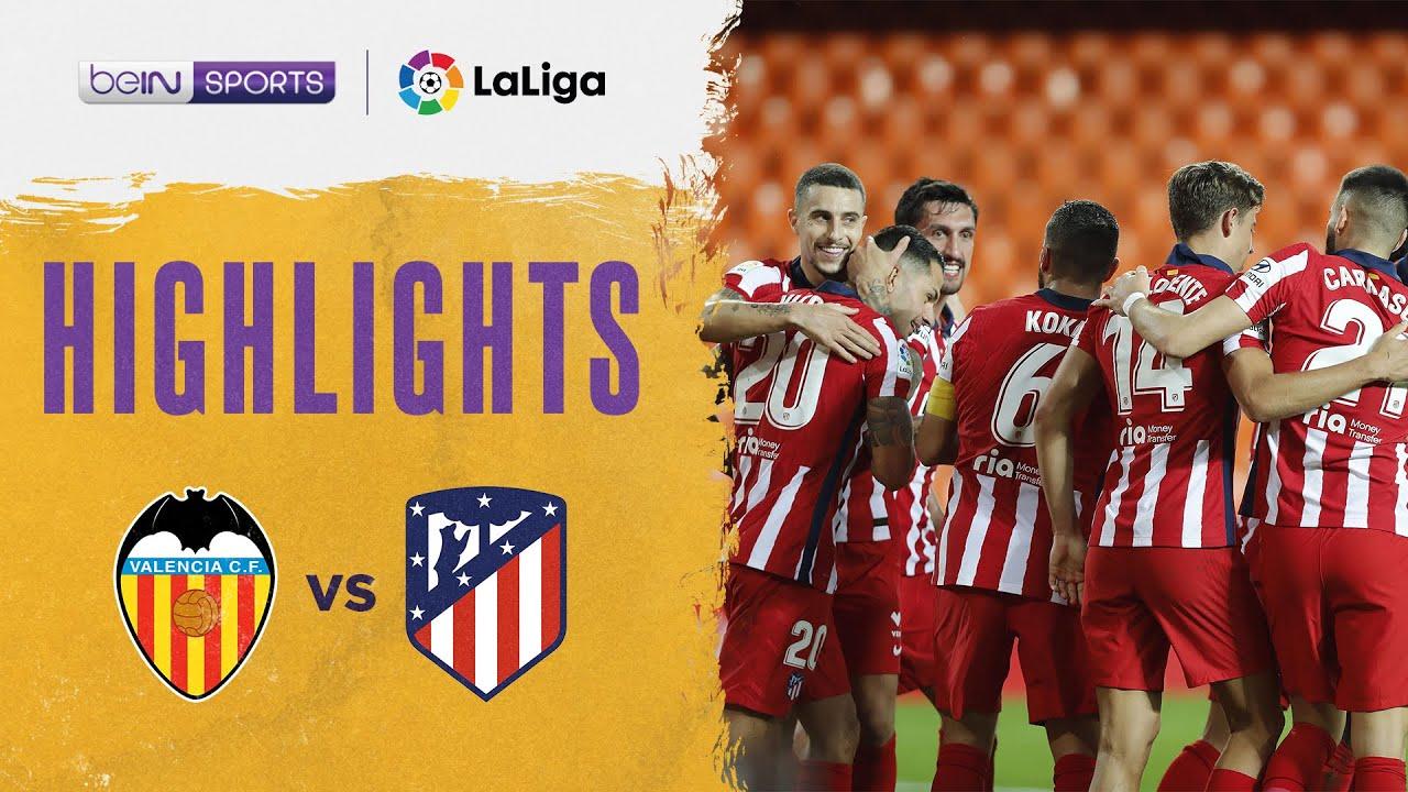 บาเลนเซีย 0-1 แอตเลติโก มาดริด | ลาลีกา ไฮไลต์ LaLiga 20/21