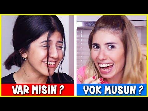 Var Mısın Yok Musun Slime Challenge Eğlenceli Çocuk Videosu Dila Kent