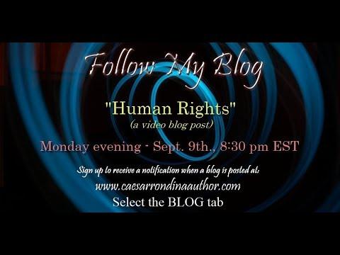 Human Rights Blog Post
