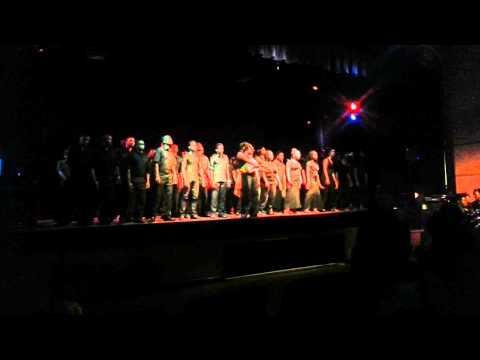 Shadowland (Lion King) - Edna Manley School of Music Choir