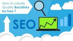 How to create backlinks for my website easily free backlink generator tool 2018