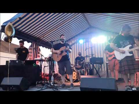 Vabonga & les Bubars - Fils live aux Apéros de Flagy 5 juillet 2019