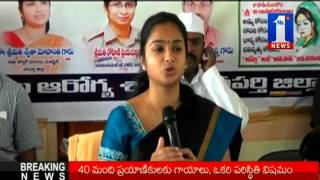 Wanaparthy District Collector Sweta Mohanty Speaks to Media || No.1 News