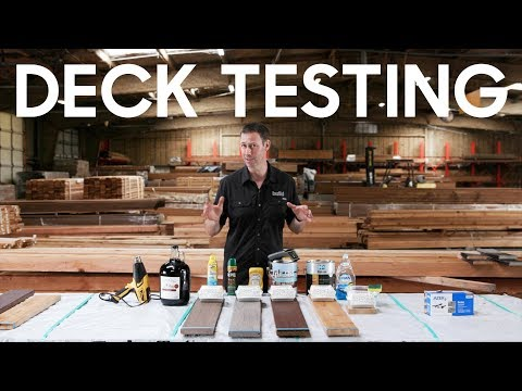 Ipe vs. Composite vs. PVC vs. Cedar: Which Decking is Best?