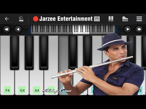 Thankyou Movie Flute Theme Piano Tutorial | Jarzee Entertainment
