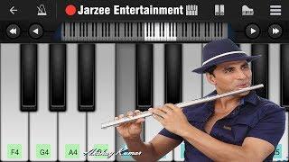 Thankyou Movie Flute Theme Piano Tutorial | Jarzee Entertainment