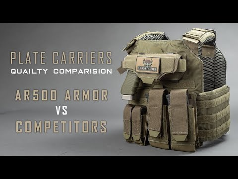 What to look out for in a Plate Carrier (Buckles, Mesh, Stitching, and more) - AR500 Armor®