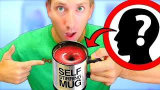 15 Weird SODA GADGETS put to the TEST 🍺 Cool Kitchen Gadgets on Amazon thumbnail