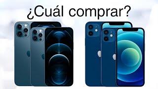 🎯 ¿Qué iPhone 12 debes comprar?