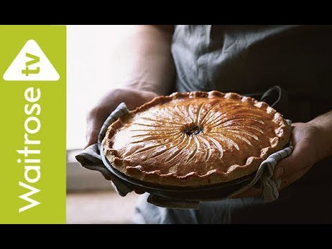 John Whaiteu0027s Minced Beef and Horseradish Pie | Waitrose & John Whaiteu0027s Minced Beef and Horseradish Pie | Waitrose - YouTube